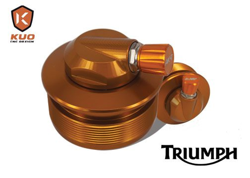 Front Flok for Triumph